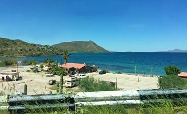 Buenaventura on Bahía Concepcíon